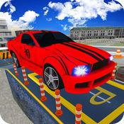 停车场:专家司机游戏
