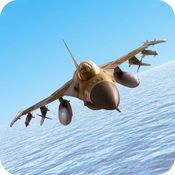 飞机喷气式战机 1