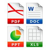 PDF 转换器 (doc txt ppt xls...)