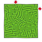 旅客走迷宫-超具挑战的益智小游戏