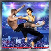 摔跤冠军:女性与男性