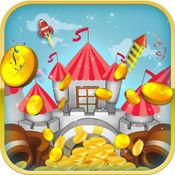 城堡推推推2:街机电玩城最好玩的免费推金币游戏 1.1