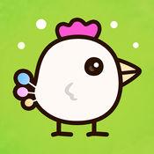 快乐小鸡爱生蛋