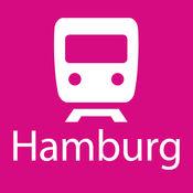 汉堡地铁图