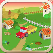 儿童农场找找乐