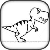 恐龙霸王龙亚军逃生