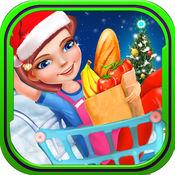 圣诞礼物购物:装扮&烹饪游戏PRO