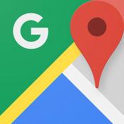 Google 地圖 - 導航及公共交通