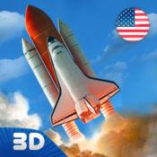 美国空军火箭飞行 1