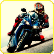 真正的摩托赛车特技轨道