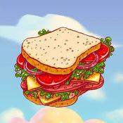 制作汉堡游戏