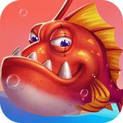 手机捕鱼游戏...