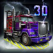 卡车模拟器:3d开...