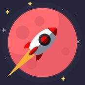 火箭生存逃避-躲避障碍冒险小游戏 1
