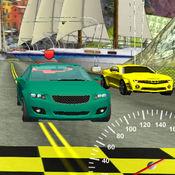 3D 涡轮增压跑车...