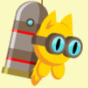 喷气小猫-超具挑战性的敏捷小游戏