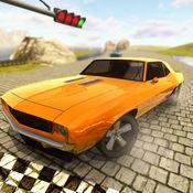 速度 肌肉 车 赛车 3D