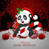 熊猫圣诞夜冒险