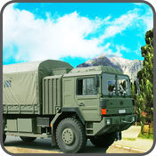 军队 卡车 挑 & 下降 1