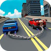 香椿 链式 汽车 赛跑 游戏