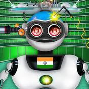 印度人 机器人 厂 建设者