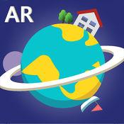 AR智能地球仪