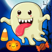 搞笑幽灵!令人兴奋的万圣节!捉住搞笑幽灵! 1