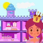 公主的娃娃屋...