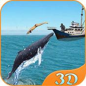 鲨鱼攻击进化3D Pro 1