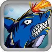 拉泽鲨鱼 - 不公正和进化 2