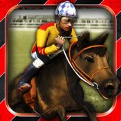 动物赛车游戏冠军免费的 - 最好的速度赛马模拟器博弈 1.0.