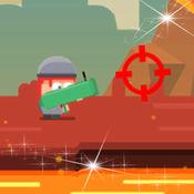 炮击外星怪兽街机游戏