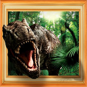 AR 恐龙世界