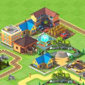 城镇建设通关模拟游戏