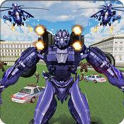 空中机器人变换直升机 1