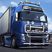 卡车游戏:欧洲卡车模拟驾驶游戏 1