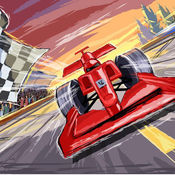 全新极速赛车...
