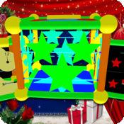 圣诞节箱子射击...