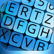自定义键盘 - 华美 主题 加 可爱 字体 对于 新 键盘的 款式