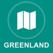 格陵兰 : 离线GPS导航1