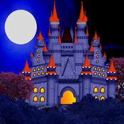 恐怖鬼可怕的故事:可怕的黑暗超自然城堡 - 免费版