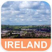 爱尔兰 离线地图 - PLACE STARS v1.1