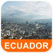 厄瓜多尔 离线地图 - PLACE STARS