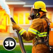 城市消防员模拟器 1
