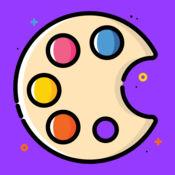颜色绘画—发挥你的创意力 1