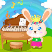 贝贝弹钢琴