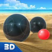 地掷球3D球运动模拟器 1