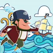 海盗 龙头 跳 冒险 2