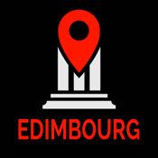 爱丁堡 旅行指南 离线地图