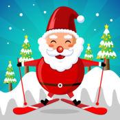 圣诞开心滑雪 1